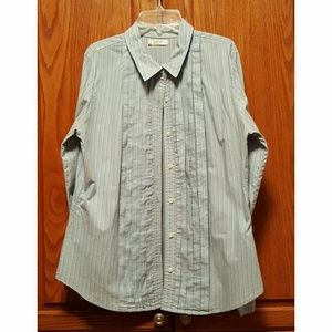 OLD NAVY - 303028 CAREER BUTTON DOWN BLOUSE